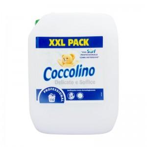 COCCOLINO WHITE (SENSITIVE) Aviváž 10L (110dávek)