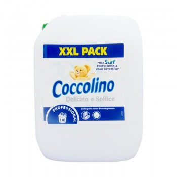 COCCOLINO WHITE (SENSITIVE) Aviváž 10L (110dávek)