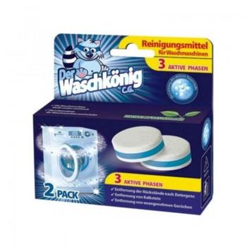 WASCHKÖNIG TABS Tablety na čištění pračky 2ks