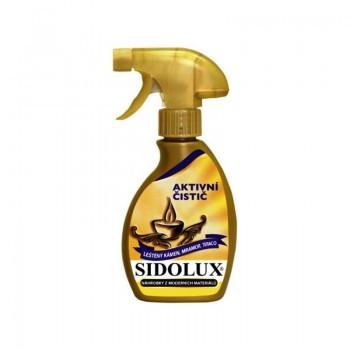 SIDOLUX Aktivní čistič na náhrobky z moderních materiálů - sprej 250ml