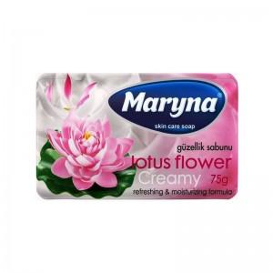 MARYNA LOTUS FLOWER Toaletní mýdlo tuhé 75g