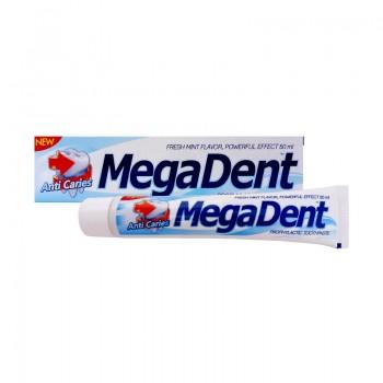 MEGA DENT ANTI CARIES Zubní pasta proti zubnímu kazu 50ml