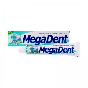 MEGA DENT ANTI PLAQUE Zubní pasta proti zubnímu plaku a kameni 50ml