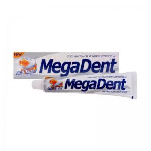 MEGA DENT ANTI TARTAR Zubní pasta proti zubnímu kameni 50ml