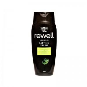 REWELL RAFTING FRESH Šampon pro muže 300ml