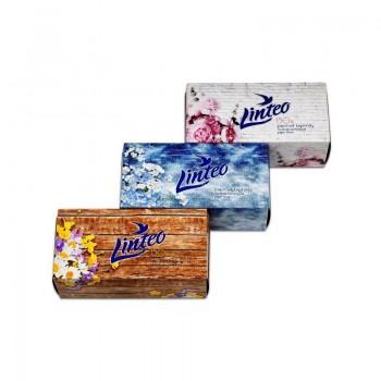 LINTEO BOX Papírové kapesníčky dvouvrstvé 150ks