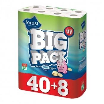 FOREST BIG PACK Toaletní papír 2vrstvý 48rolí