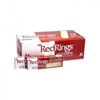 RED RINGS STANDARD Zdravotní náplasti 10ks