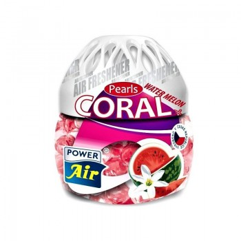 POWER AIR CORAL PEARLS WATER MELON Osvěžovač vzduchu 150g