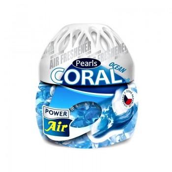POWER AIR CORAL PEARLS OCEAN Osvěžovač vzduchu 150g