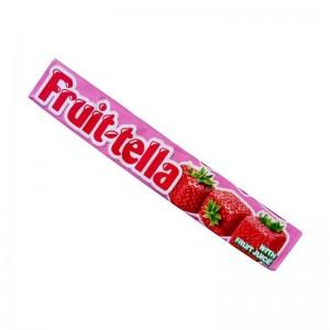 FRUITTELLA JAHODA Ovocné bonbony 41g