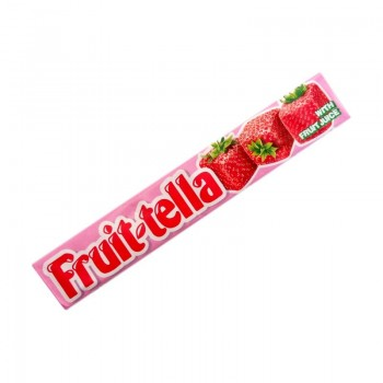 FRUITTELLA STRAWBERRY Ovocné bonbony 41g