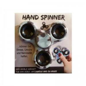 HAND SPINNER Šedý maskáč 1ks