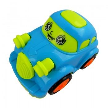 HRAČKA AUTO Modro-zelené 1ks