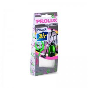 POWER AIR PROLUX BUBBLE GUM Vonné sáčky do vysavače 5ks