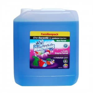 WASCHKÖNIG COLOR Prací gel 5,3L  / 151dávek
