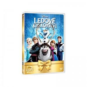 DVD Ledové království (CZ)