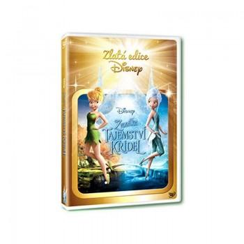 DVD Zvonilka tajemství křídel (CZ)