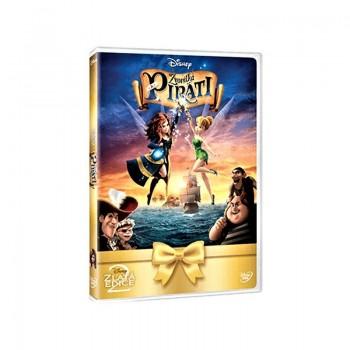 DVD Zvonilka a piráti (CZ)