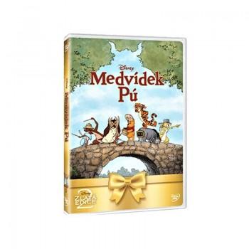 DVD Medvídek Pú | Winnie the Pooh (CZ)