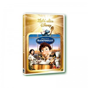 DVD Ratatouille (CZ)