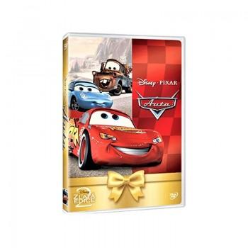 DVD Auta (CZ)