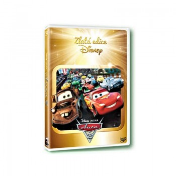 DVD Auta 2 (CZ)