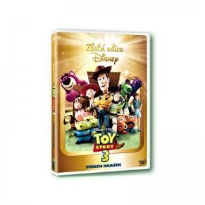 DVD Příběh hraček 3 | Toy Story 3  (CZ)