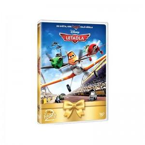 DVD Letadla (CZ)