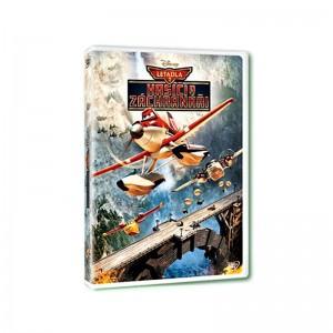 DVD Letadla 2: Hasiči a záchranáři  (CZ)